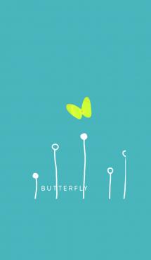 蝶々と花 画像(1)