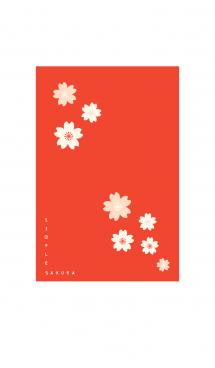 SIMPLE SAKURA -kurenai- 画像(1)