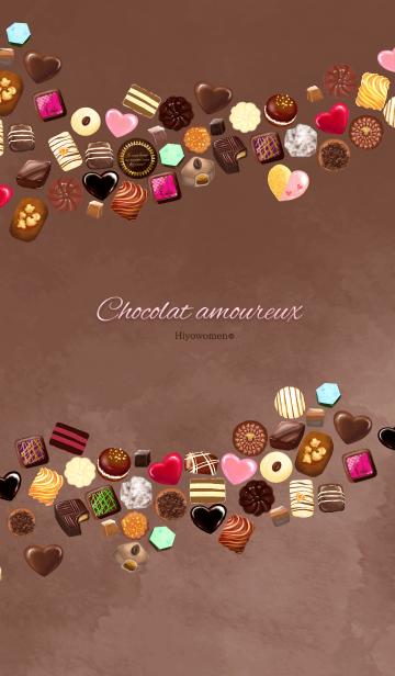 バレンタインチョコレートの画像(表紙)