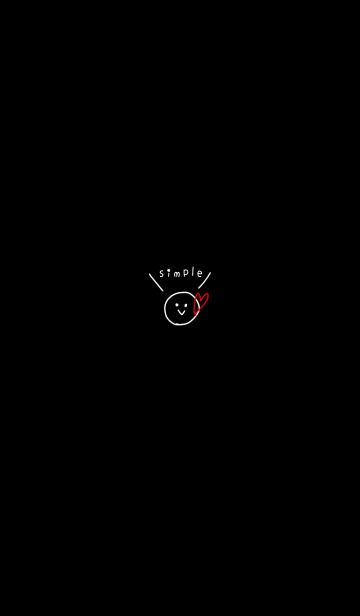 シンプル ハートスマイルの画像(表紙)
