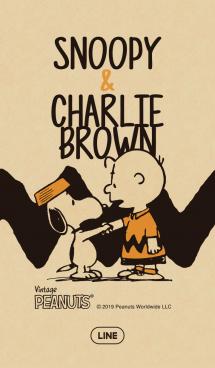 スヌーピー&チャーリー・ブラウン 画像(1)