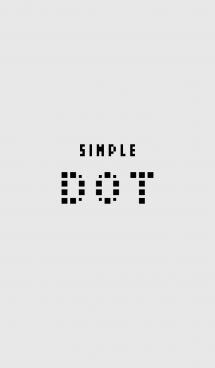 シンプル・ドット 画像(1)