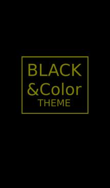 ブラック&カラー 8 画像(1)