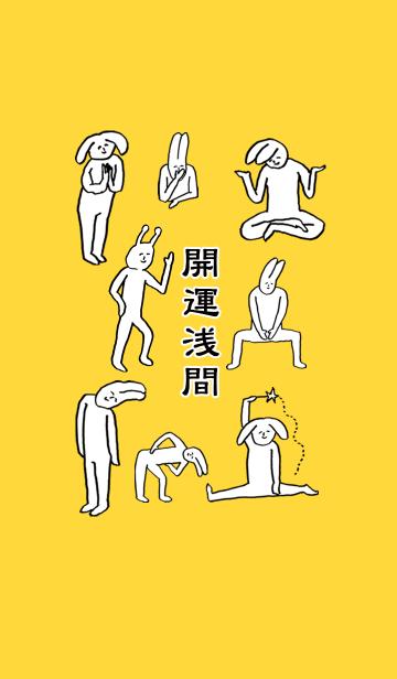 「浅間」開運!着せかえの画像(表紙)