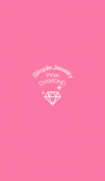 Simple Jewelry - PINK DIAMOND- 画像(1)