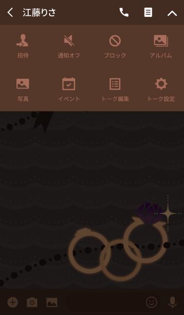 誕生石リング02 + チョコの画像(タイムライン)