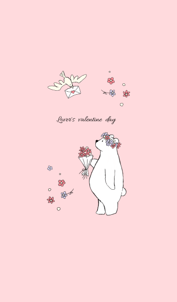 Lover's valentine dayの画像(表紙)