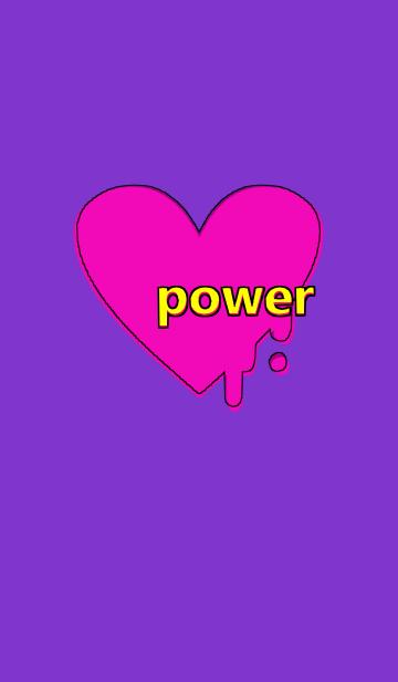 splash power heartの画像(表紙)