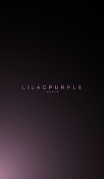 LILAC PURPLE LIGHT -MEKYM- 画像(1)