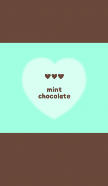 ミントチョコレート 画像(1)