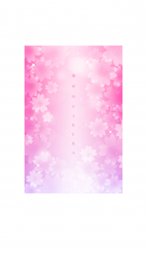 幸運のSAKURA ピンクパレット 画像(1)