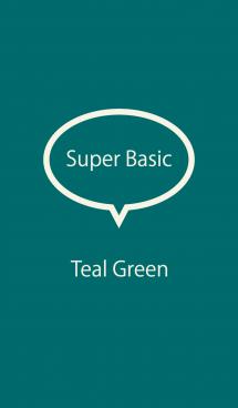 Super Basic Teal Green 画像(1)