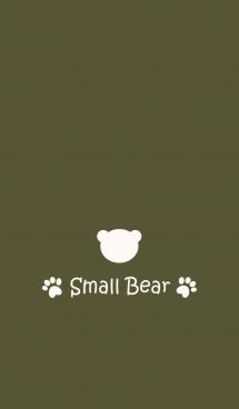 Small Bear *OLIVE* 画像(1)
