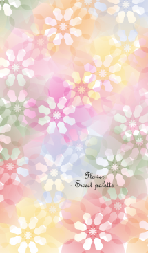 Flower - Sweet palette - 画像(1)