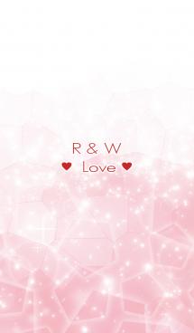 R & W Love☆Initial☆Theme 画像(1)