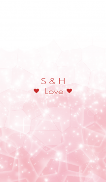 S & H Love☆Initial☆Theme 画像(1)