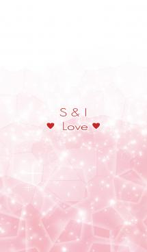 S & I Love☆Initial☆Theme 画像(1)