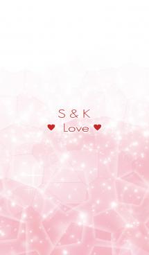 S & K Love☆Initial☆Theme 画像(1)