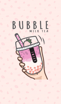 Bubble milk tea cafe 5 (Love) JP 画像(1)