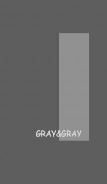 グレー&グレー No.2 画像(1)