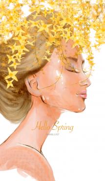 Hello spring! 画像(1)