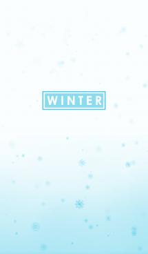 Winter in Blue 画像(1)
