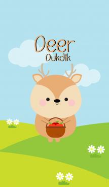 Lovely Deer Duk Dik Theme (jp) 画像(1)