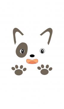 simple dog theme v.1 (JP) 画像(1)