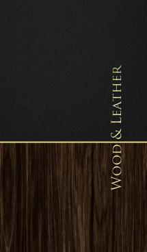 Wood & Leather 画像(1)