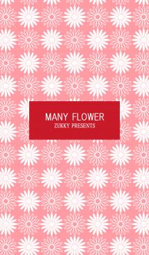 MANY FLOWER60