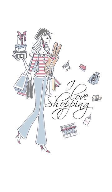 I LOVE Shopping -LOVE series 13-の画像(表紙)