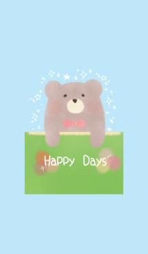 はるくま【Happy days】 画像(1)