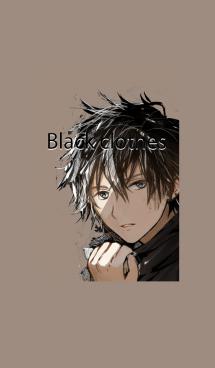 Black clothes 画像(1)