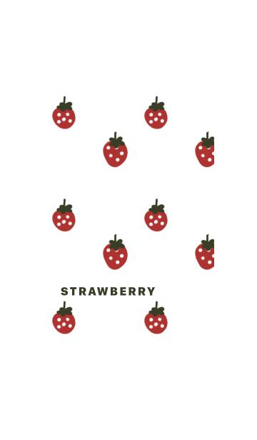 イチゴ色の画像(表紙)