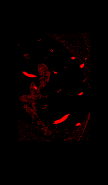 蝶が花びらと舞い踊る着せ替え(VRK_NC) 画像(1)