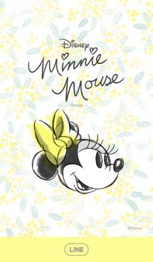 ミニーマウス(ミモザ)
