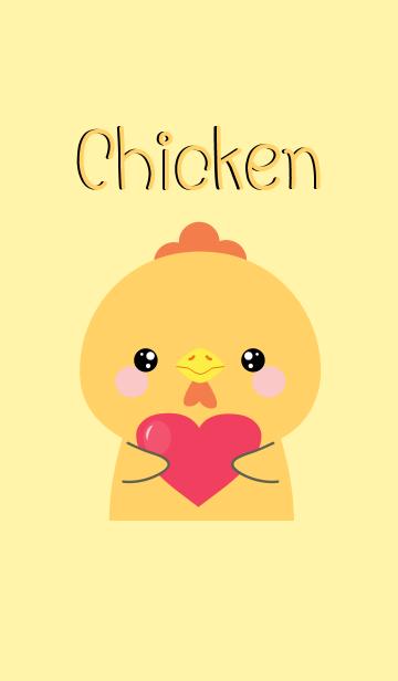 Simple Pretty Chicken (jp)の画像(表紙)