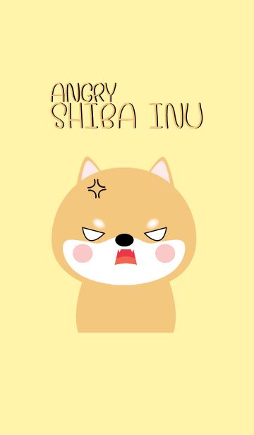 Angry Shiba Inu Face Theme (jp)の画像(表紙)