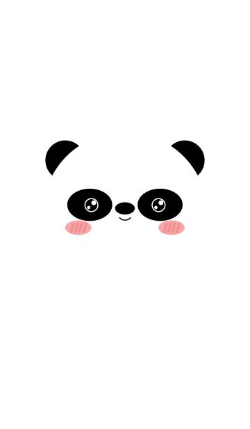 Simple Face Panda Theme (jp)の画像(表紙)