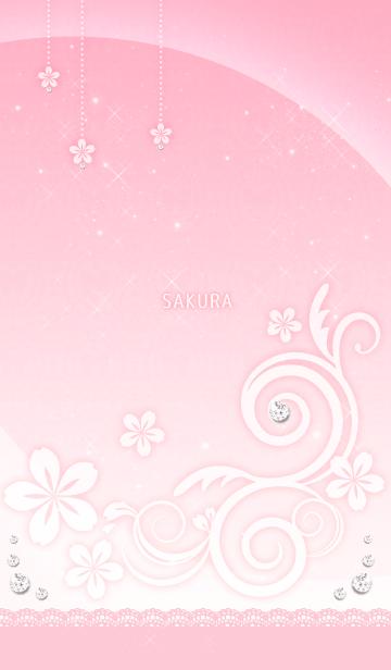 【運気アップ】大人かわいい♡キラキラ・桜の画像(表紙)