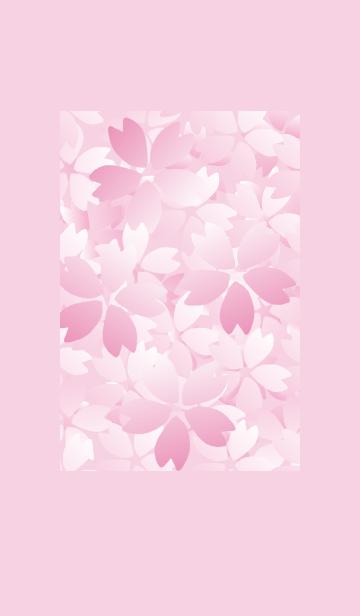 季節を感じる着せ替え(春1)の画像(表紙)