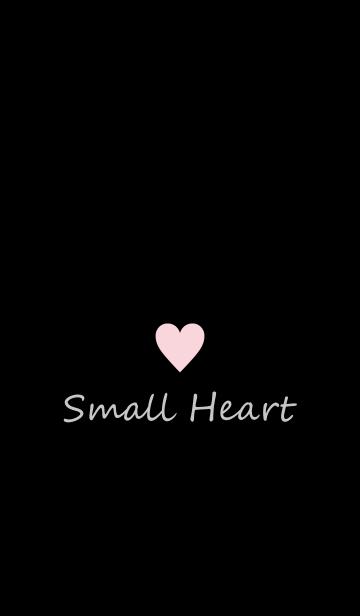 Small Heart *Black+Pink 2*の画像(表紙)