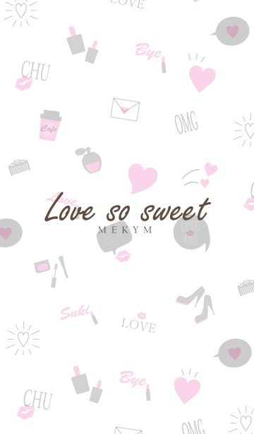 Love so sweet 6 -MEKYM-の画像(表紙)