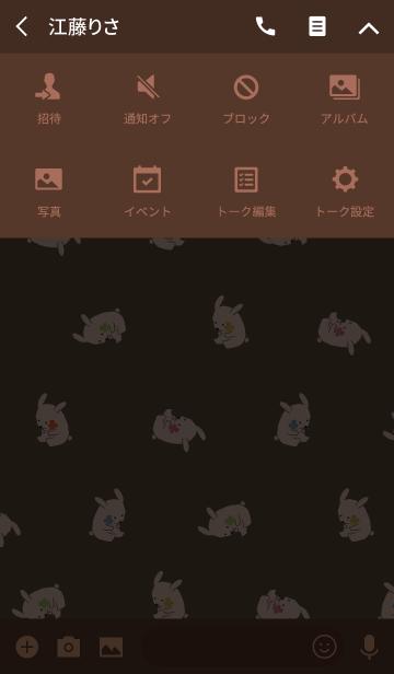 ブラウン&グリーン / 風水 全幸運のウサギの画像(タイムライン)