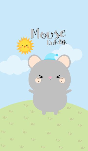 Lovely Gray Cat Duk Dik Theme 2 (jp)の画像(表紙)