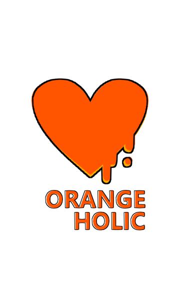 ORANGE HOLIC HEARTの画像(表紙)