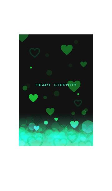 heart eternity greenの画像(表紙)