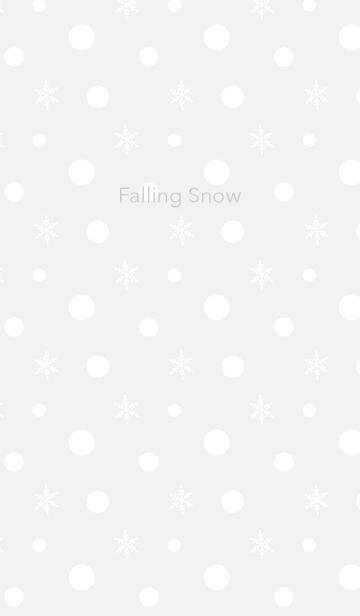 Falling Snowの画像(表紙)