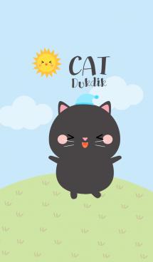 Lovely Black Cat Duk Dik Theme 2 (jp) 画像(1)