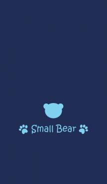 Small Bear *Navy+L.Blue* 画像(1)